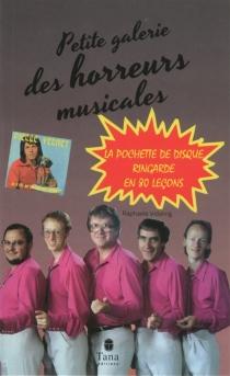 Petite galerie des horreurs musicales : la pochette de disque ringarde en 80 leçons - RaphaëleVidaling