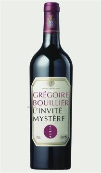 L'invité mystère - GrégoireBouillier