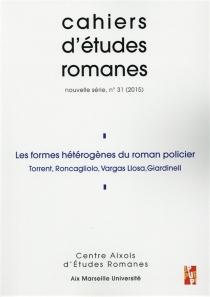 Cahiers d'études romanes, n° 31 -