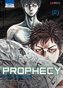 Prophecy, the copycat - Hitomi Houjo