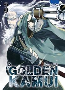 Golden kamui - SatoruNoda