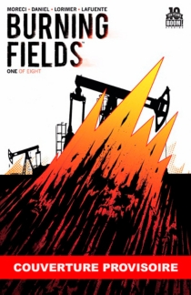 Burning fields - Tim Daniel