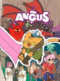 Angus : intégrale - RégisDonsimoni