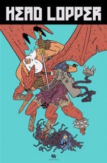 Head Lopper - Andrew MacLean