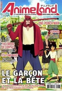 Anime land : le magazine français de l'animation, n° 207 -