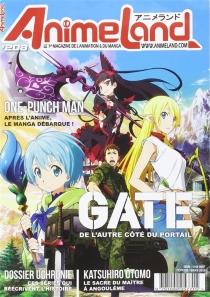 Anime land : le magazine français de l'animation, n° 208 -
