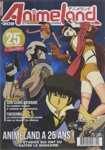Anime land : le magazine français de l'animation, n° 209 -