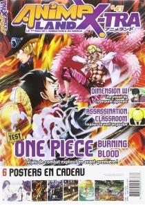 Anime land X-tra : le 1er mag de l'animation et du Manga, n° 41 -