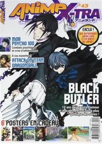 Anime land X-tra : le 1er mag de l'animation et du Manga, n° 43 -