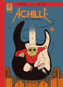 Achille : une aventure de Superpowerwonderman - ThomasGochi