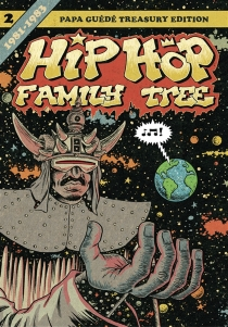 Hip-hop family tree - Ed Piskor
