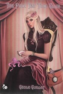 The Pink tea time club - CécileGuillot