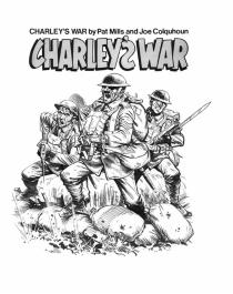La Grande Guerre de Charlie : portfolio de 10 planches - JoeColquhoun
