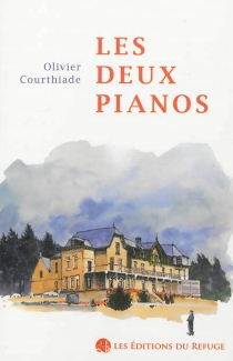 Les deux pianos - OlivierCourthiade