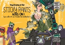 Sticky pants goes on ! - Tony Emeriau