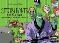 Sticky pants crossover (ça colle et ça moule les bollocks !) - TonyEmeriau