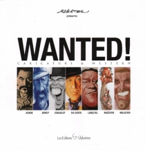 Wanted : caricature et western -