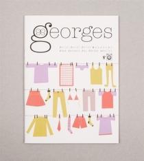 Georges : drôle de magazine pour enfants, n° 8 -