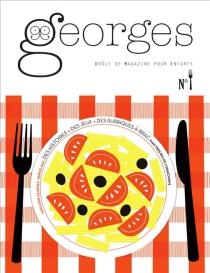 Georges : drôle de magazine pour enfants, n° Fourchette -