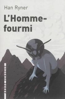 L'homme-fourmi - HanRyner