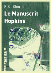 Le manuscrit Hopkins - Robert Cedric Sherriff
