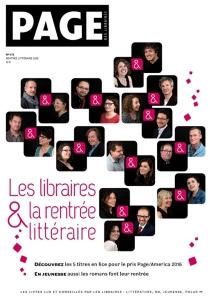 Page des libraires, n° 179 -