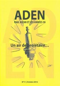 Aden : Paul Nizan et les années trente, n° 11 -