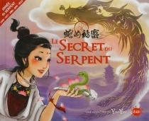 Le secret du serpent : une aventure de Yin Yin et arc-en-ciel - MiChu