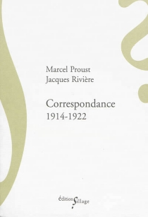 Correspondance : 1914-1922 - MarcelProust
