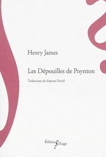 Les dépouilles de Poynton - HenryJames