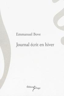 Journal écrit en hiver - EmmanuelBove