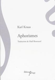 Aphorismes - KarlKraus