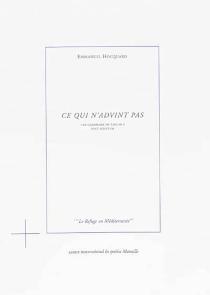 Une grammaire de Tanger - EmmanuelHocquard