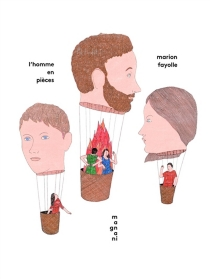 L'homme en pièces - MarionFayolle