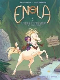 Enola et les animaux extraordinaires - JorisChamblain