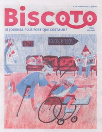 Biscoto : le journal plus fort que costaud !, n° 21 -