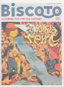 Biscoto : le journal plus fort que costaud !, n° 24 -