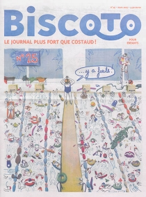 Biscoto : le journal plus fort que costaud !, n° 25 -