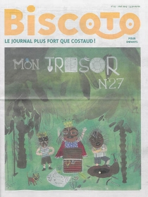 Biscoto : le journal plus fort que costaud !, n° 27 -