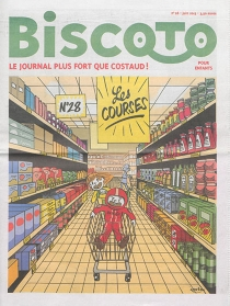 Biscoto : le journal plus fort que costaud !, n° 28 -