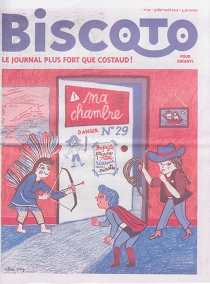 Biscoto : le journal plus fort que costaud !, n° 29 -