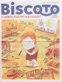 Biscoto : le journal plus fort que costaud !, n° 32 -