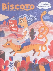 Biscoto : le journal plus fort que costaud !, n° 35 -