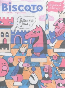 Biscoto : le journal plus fort que costaud !, n° 40 -