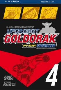 Goldorak : UFO robot Grendizer - GôNagai