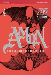 Amon : the dark side of the devilman - Yu Kinutani