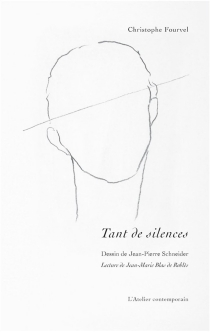 Tant de silences - Christophe Fourvel