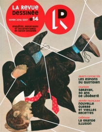 Revue dessinée (La), n° 14 - ThibautSoulcié