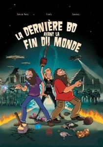 La dernière BD avant la fin du monde - DamienMaric