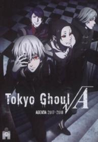 Tokyo ghoul : agenda 2017-2018